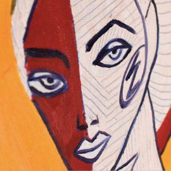 Непостижимый внутренний мир женщины в картинах Вероники Перекрестовой