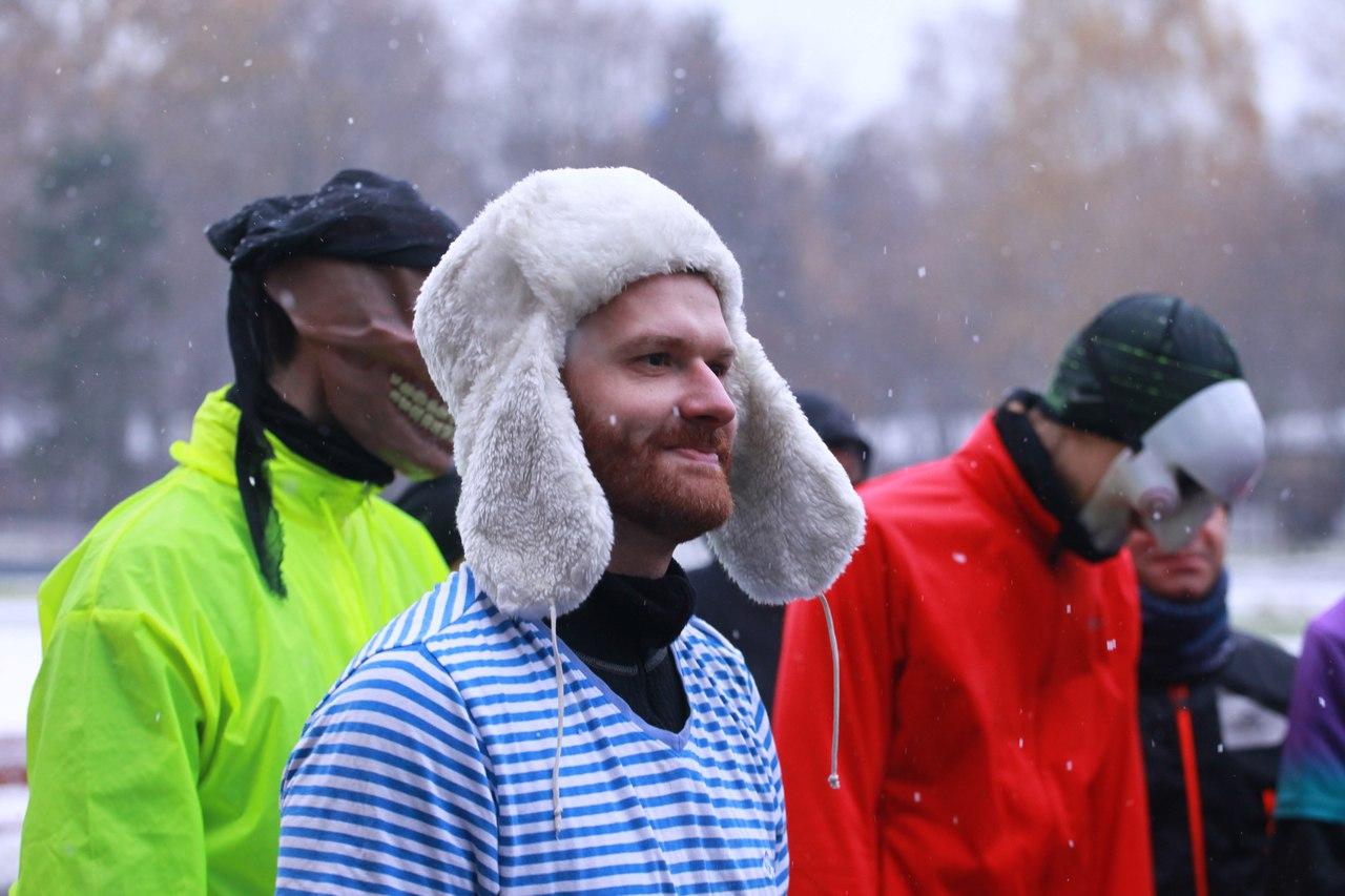Открытие зимнего сезона в парке «Кузьминки»