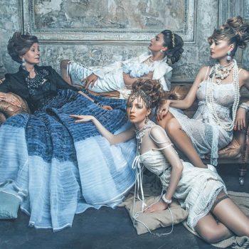 Открытие Дома Красоты «R-LEGEND» и презентация новой авторской «линейки» парфюма от Сергея Губанова