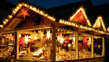 Рождественская ярмарка в Символе «Новогодний арт-городок»