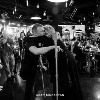 Благотворительный концерт «Танец судьбы»  в ресторане Максима Фадеева «У DЯDИ МАКСА»