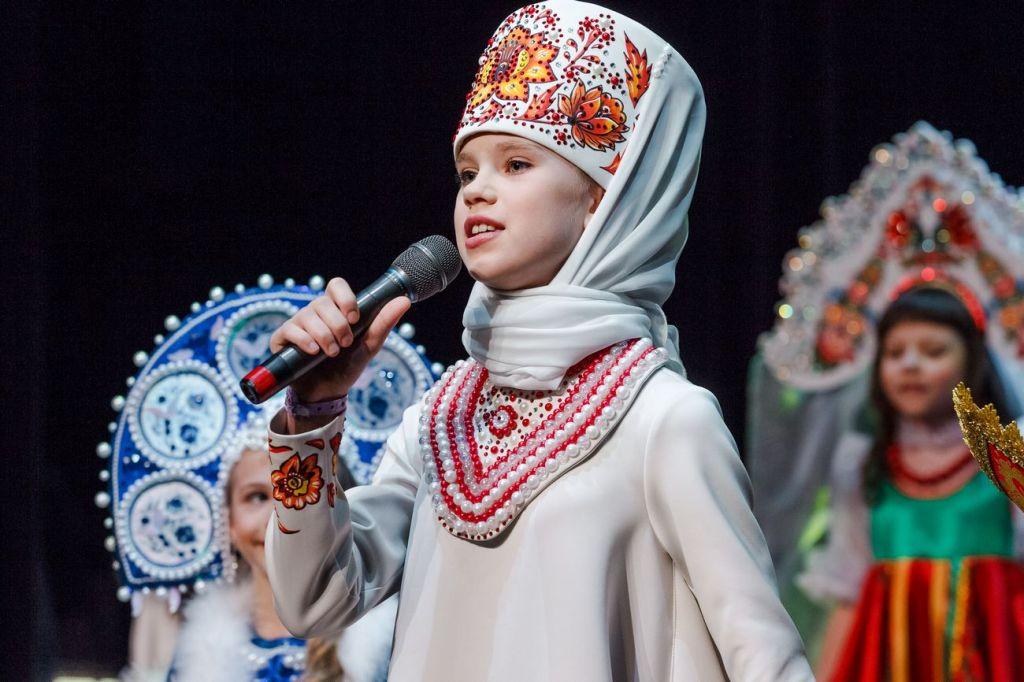 «Мини Мисс и Мини Мистер России 2017»