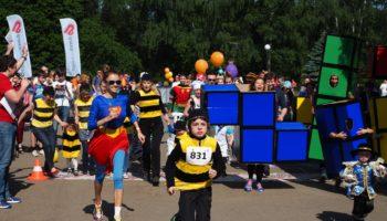 Благотворительный забег ЮниКредит Банк и СПОРТ ВО БЛАГО в поддержку людей с синдромом Дауна