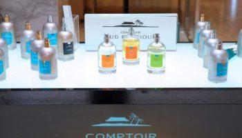 В Торговом Доме ЦУМ прошла презентация брендаComptoir Sud Pacifique.