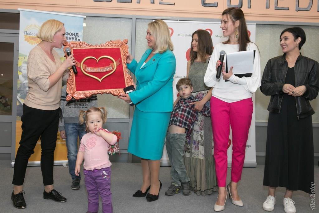 Мама Сони Назаровой благодарит за помощь Ирину Ильичеву