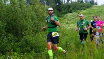«Атлет во благо» Антон Валуйкин пробежит 107 км в поддержку людей с синдромом Дауна