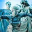 Мировая премьера музыкально-театрального шоу «О. Книга о воде и из воды состоящая»