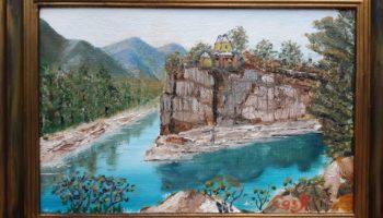 Выставка картин Анатолия Сазанского откроется 5 августа в МДСТ