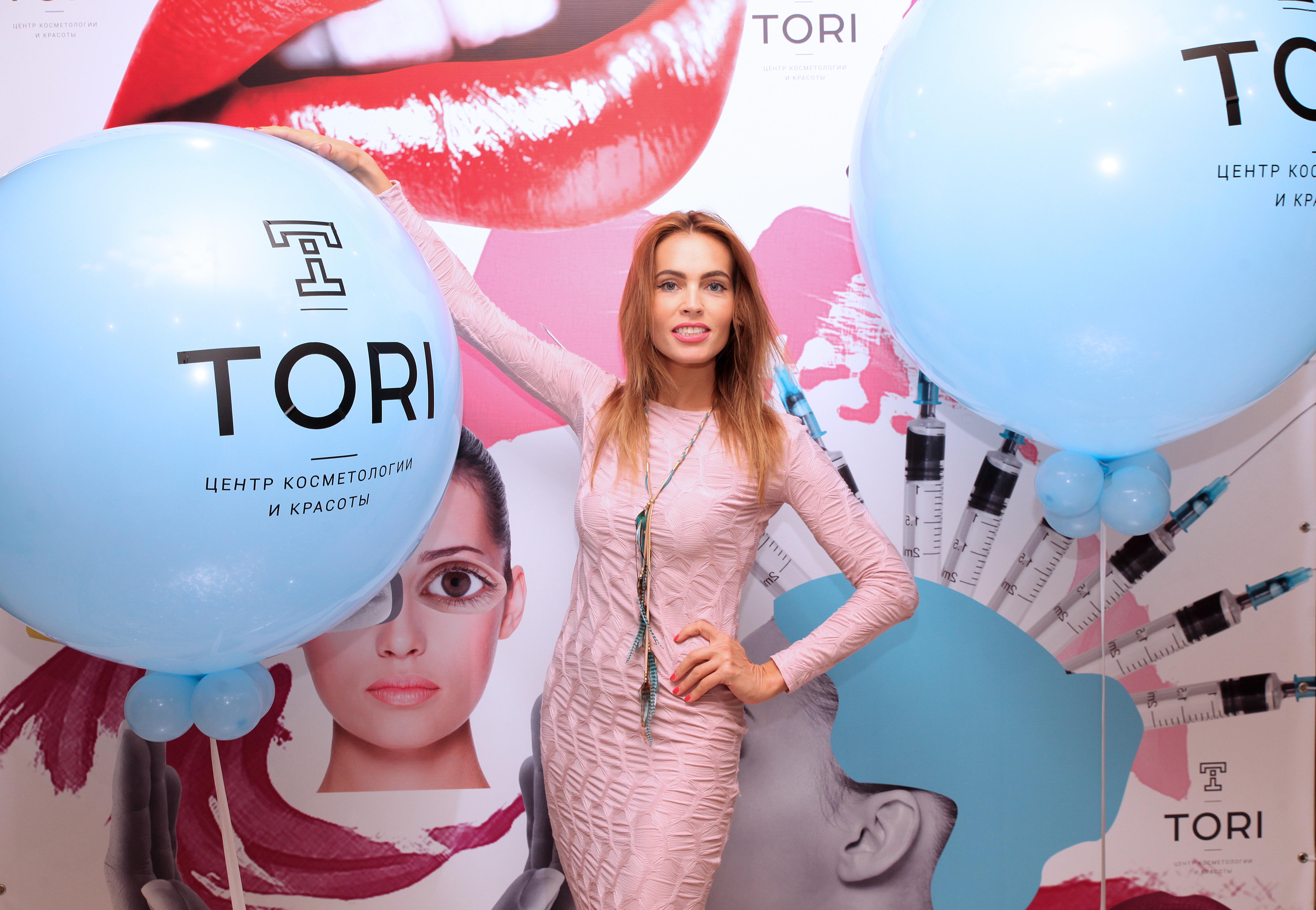 В Москве состоялось долгожданное открытие инновационного центра косметологии Tori.