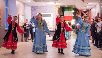 В Санкт-Петербурге стартовал очередной этап международного проекта «Вдоль Великого Шелкового пути»