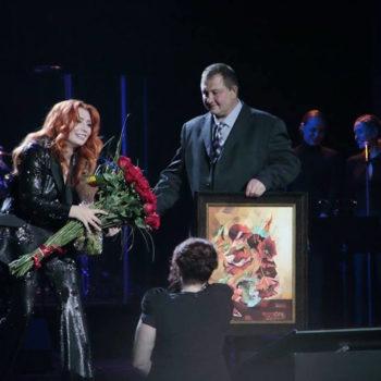 Концерт Анастасии Спиридоновой в Кремле: «Я выбираю тебя»