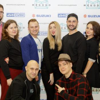 Автограф-сессия с участниками проекта «КИНОАКАДЕМИЯ»