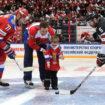 Хоккей во благо людей с синдромом Дауна
