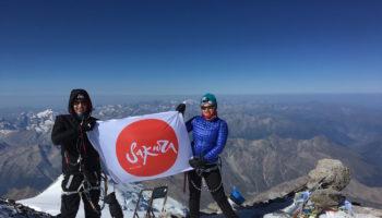 Sakura Printing на высоте: восхождение на Эльбрус