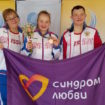 Девушка с синдромом Дауна завоевала бронзу на Чемпионате мира по плаванию INAS в Мексике