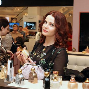 В ЦУМе прошли презентации в честь нового парфюмерного запуска бренда M.Micallef
