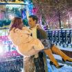 Анастасия Спиридонова сняла новогодний клип на песню «Метель» с Дмитрием Дюжевым