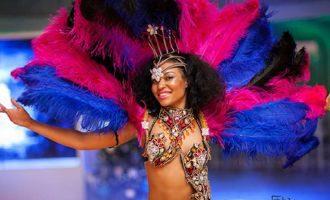 Бразильское карнавальное шоу на 23 февраля в ресторане «Бразилиан»