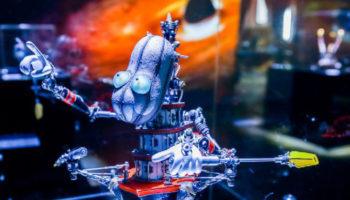 «ЭРА JIDAI»: механическая форма жизни. Выставка невиданных механических существ Ясухито Юдагава