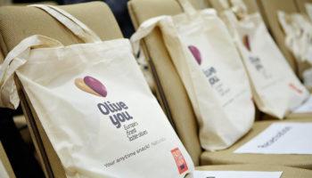 В Москве презентовали европейскую программу «OLIVE YOU, European Table Olives» по продвижению Средиземноморских оливок