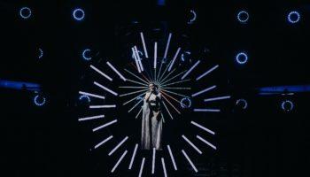 Ани Лорак представила новое шоу «DIVA» в Минске!