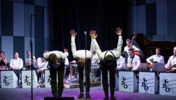 Концерт Большого джазового оркестра Петра Востокова