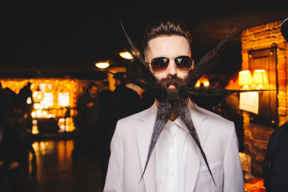 Российский чемпионат бород и усов