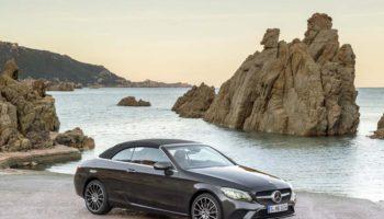 Двухдверные автомобили C-Класса теперь ещё спортивнее