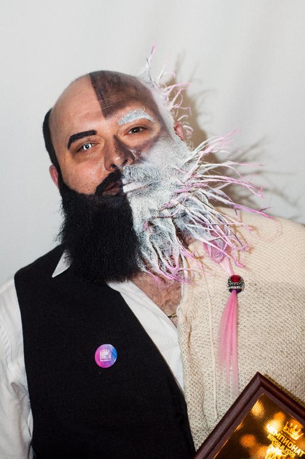 В Москве прошел чемпионат бород и усов