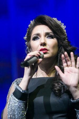 «Браво»: Рада Рай презентовала новый альбом большим концертом в Москве