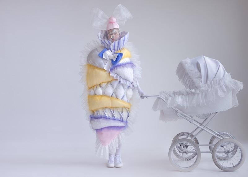 «Ночь музеев -2018»: Перформанс Венеры Казаровой «Пока кричат совы»