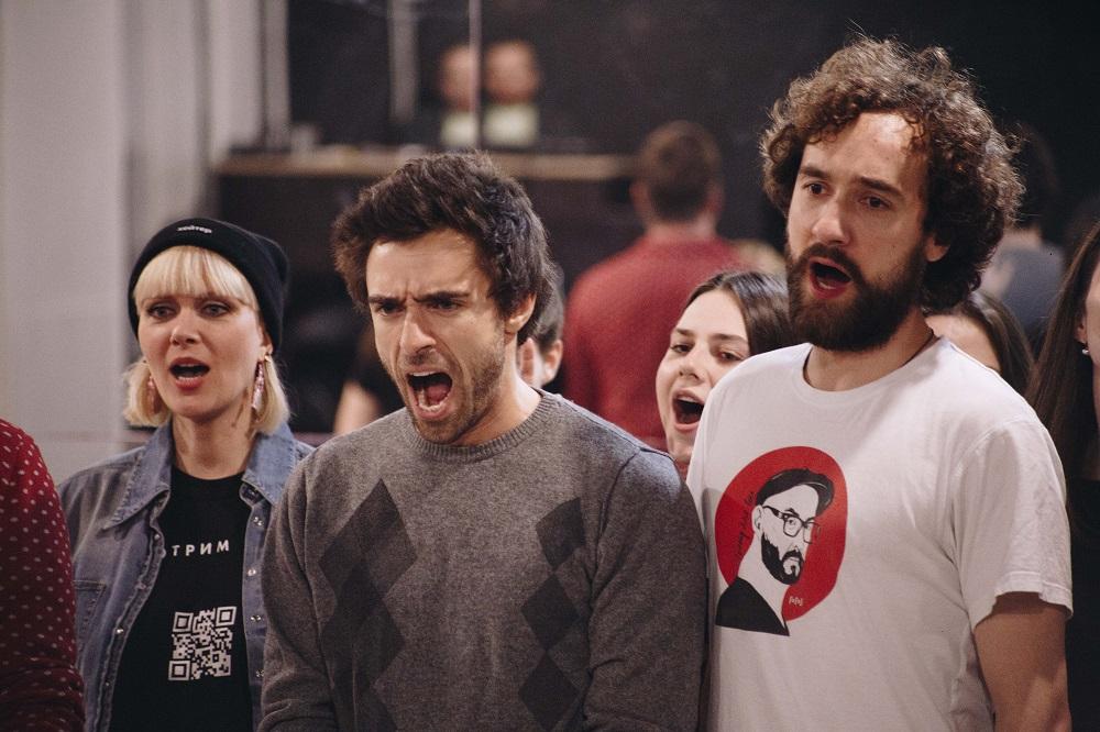 Премьера спектакля «Взрослые снаружи» в Театре.doc