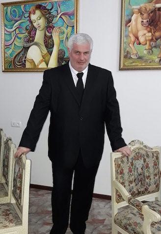 "Теймураз Харабадзе : ""Богини красоты вдохновляют нас"""
