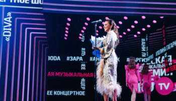 Шоу DIVA Ани Лорак признано лучшим концертным шоу