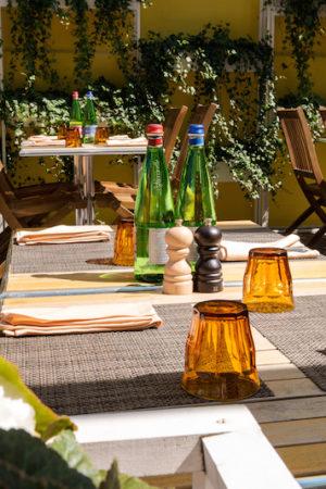В ресторане «Лимончино» открылась летняя веранда!