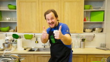 Кулинарный мастер-класс «ГРИЛЬ-ВЕЧЕРИНКА: УРАГАННОЕ БАРБЕКЮ» в Food Studio DELI