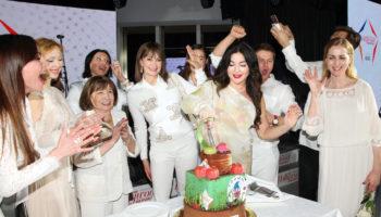 Вечеринка White Party журнала The Hollywood Reporter в рамках Московского международного кинофестиваля (ММКФ-2018)