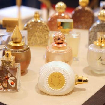 В ЦУМе прошла презентация в честь нового парфюмерного запуска бренда M.Micallef