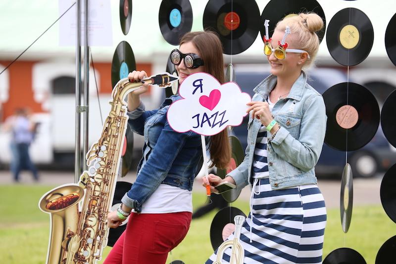 XV Юбилейный фестиваль Усадьба Jazz