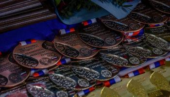 В Москве прошёл Чемпионат и Первенство России по Тхэквондо ГТФ-2018