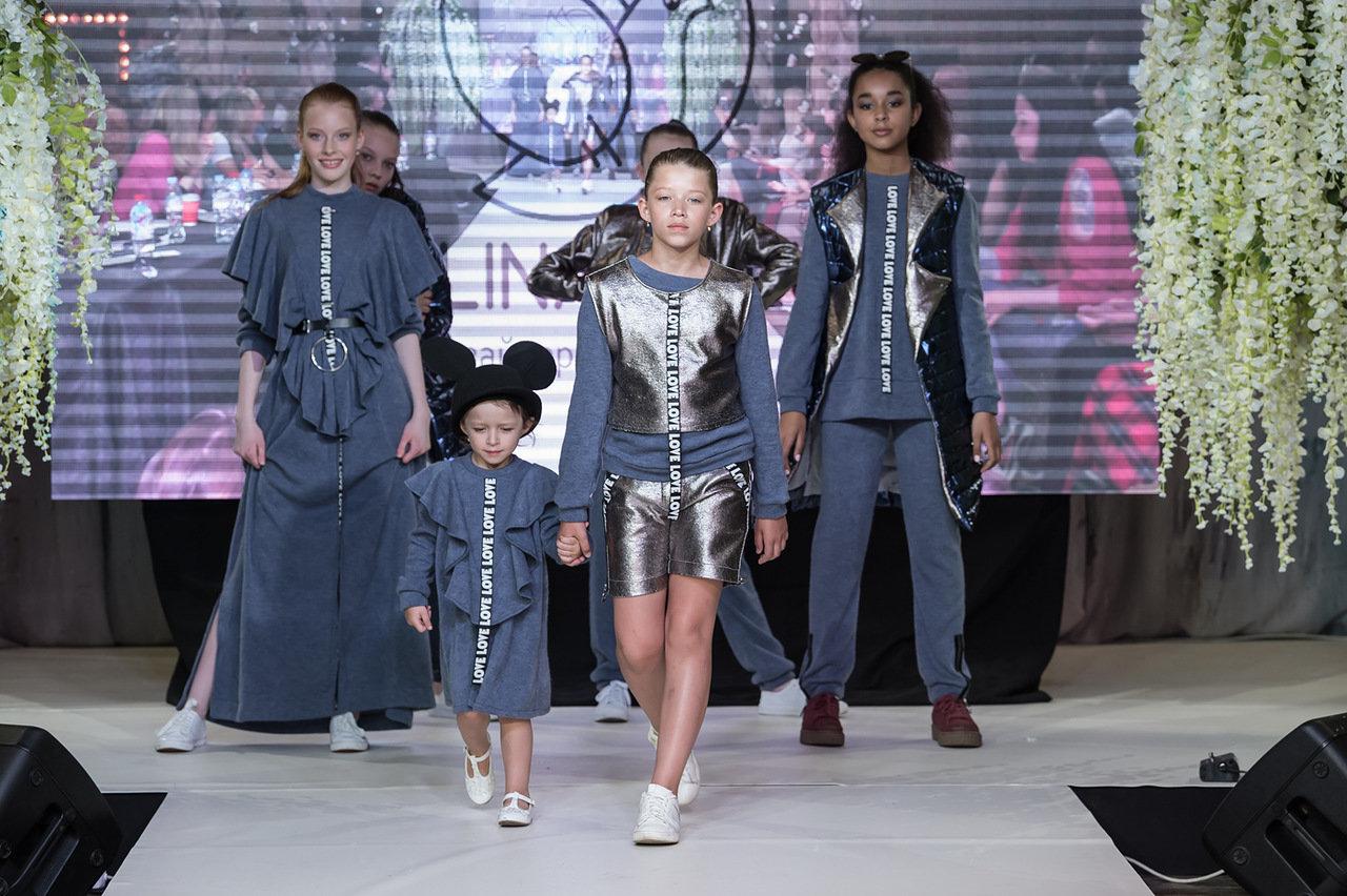 Всероссийский детский модельный профессиональный фестиваль TOP KIDS FACES