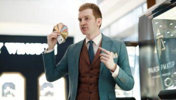 Внешним видом предпринимателей России занялся эксперт по стилю Александр Белов