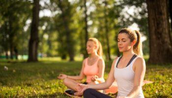 Йога в парках с Yoga Journal 2018