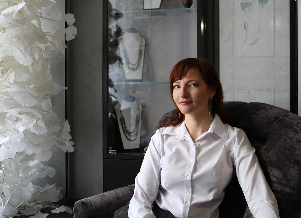 Анастасия Шульженко: «Истинное украшение — это вершина искусства»