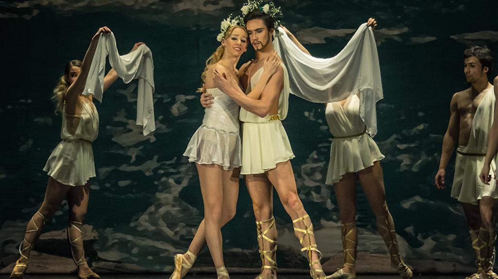 "Андрей Макаров и Театр «Moscow State Ballet» покажут как танцует ""Спартак"""