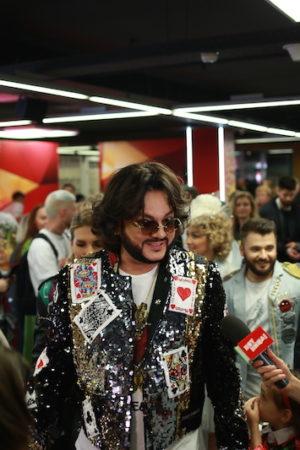 Премия МУЗ ТВ: фотоотчет артистов и гостей из vip-зоны чарта «Essa Party Guide»
