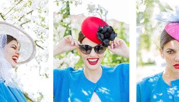 Бренд головных уборов и аксессуаров BeretkAh… и свадебные платья Natasha Bovykina