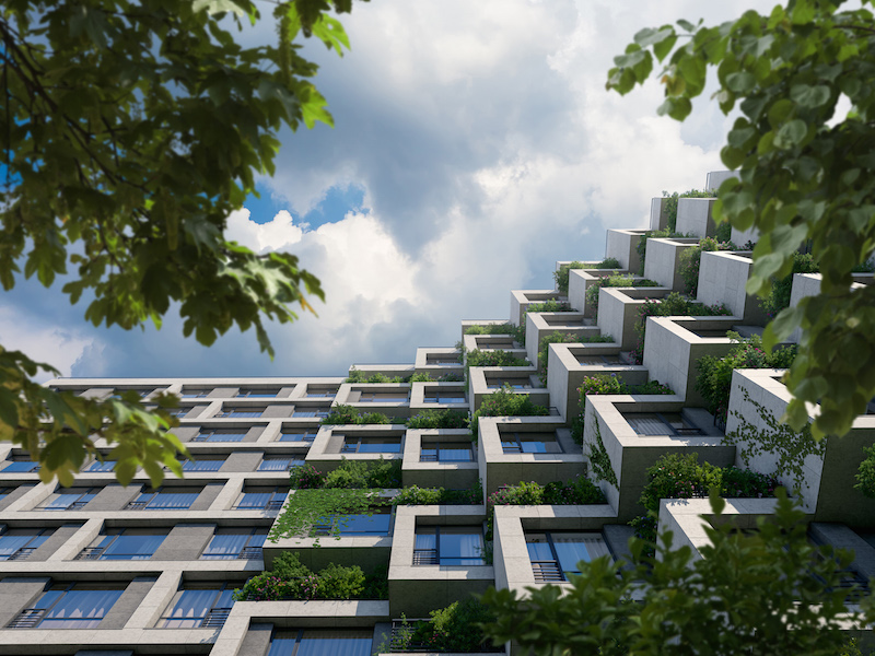 «Сити-XXI век» представила проект HILL8 — новый знаковый восьмой холм Москвы