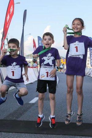 STARKIDS: Казань принимает эстафету, или дети помогают детям!