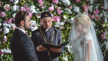 Катя Самбука вышла замуж за голландца. Алекс Симонс и Катя Самбука сыграли свадьбу